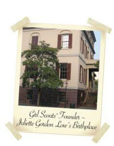 Juliette Gordon Low's Birthplace