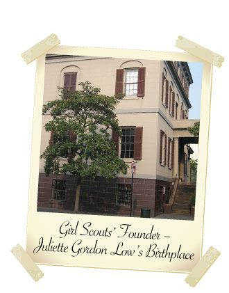 Juliette Gordon Low's Birthplace
