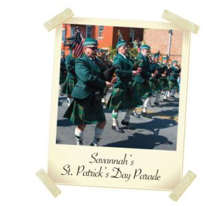 Savannah's St. Patrick's Day Parade