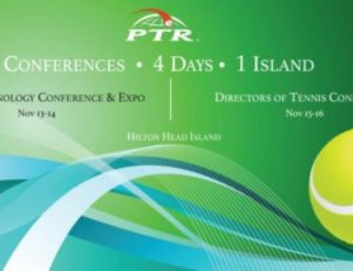 PTR Tennis Technology Conference and/or PTR Director of Tennis Conference