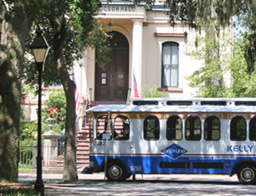 Historic Savannah Trolley Tour