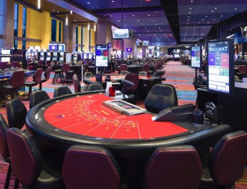 Harrah's Cherokee Casino November