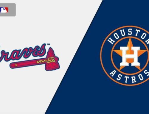 Atlanta Braves vs. The Houston Astros